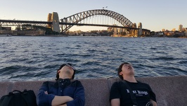 Tired of sightseeing - Sydney New South Wales Australia