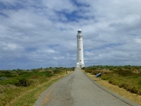 Cape Leeuwin Lighthouse - Leeuwin Naturaliste National Park Western Australia