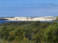 Dunes in Porongurup - National Park Albany Southwest Australia