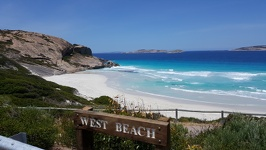 West Beach west - Esperance Southwest Australia
